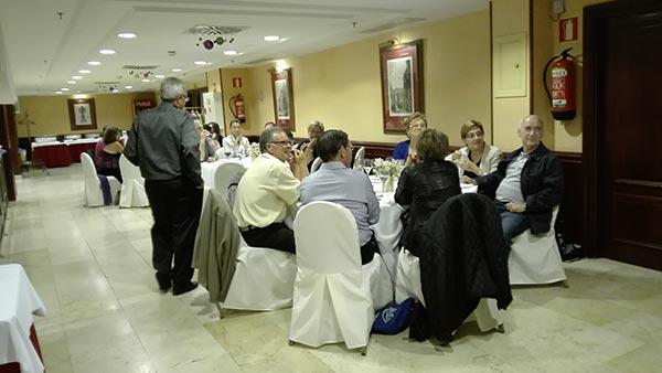 XIX Encuentro Tango Zaragoza cena de gala