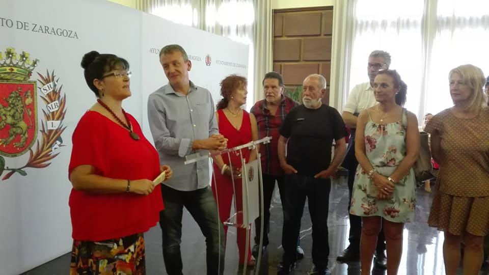XIX Encuentro Tango Zaragoza Ayto