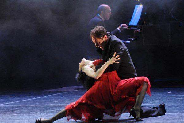 Claudio Hoffman y Pilar Álvarez