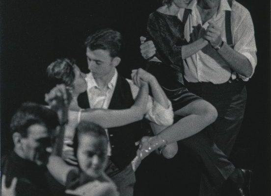 Delicias de tango